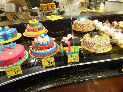 safewayデコケーキ