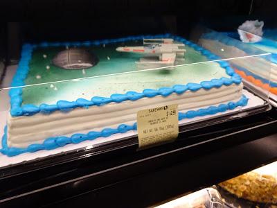safewayケーキ