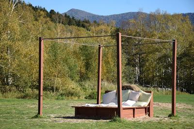 牧草ベッド